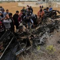 خان يونس: القوة الإسرائيلية مكثت 24 ساعة ببيت عميل اعتقلته القسام