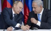 بوتين: لا أنوي لقاء نتنياهو خلال الفترة القريبة