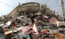 غزّة: البحث عن الذكريات بين أنقاض البنايات