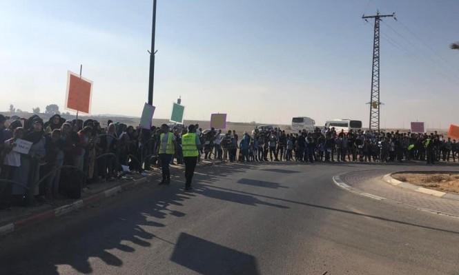 """""""عدالة"""" يطالب باسم أهالي الزرنوق بفتح مدرسة ثانوية"""