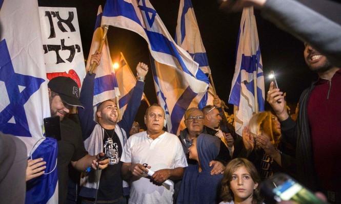 تل أبيب: متظاهرون يطالبون نتنياهو بالاستقالة بعد التهدئة بغزة