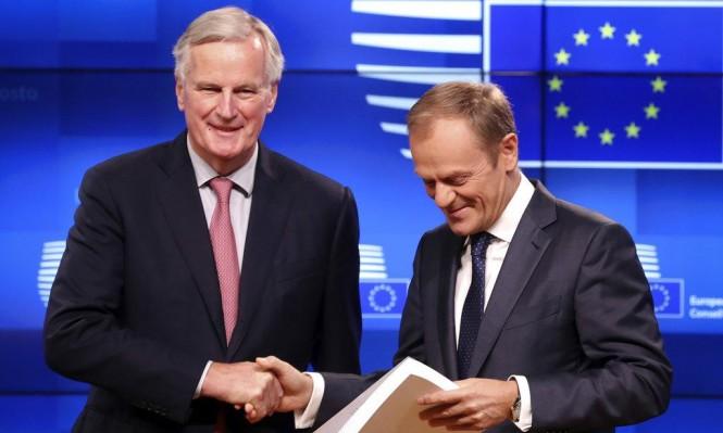 استقالة وزير بريكست بحكومة ماي عقب التفاهمات مع أوروبا