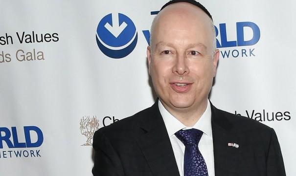 ماذا يقول غرينبلات للإسرائيليين؟