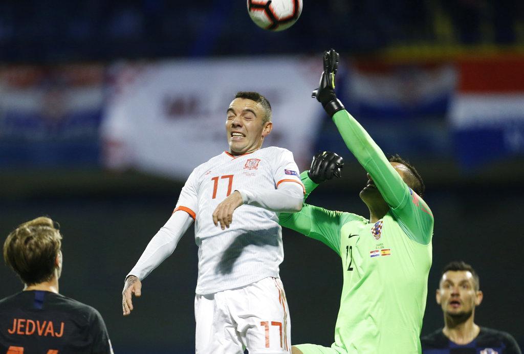 كرواتيا تحقق فوزا قاتلا على إسبانيا