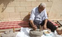 عبد الرحمن أبو الرب: آخر صانعي الرّحى في فلسطين