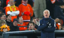 مدرب فرنسا: خسارة منطقية أمام منتخب قوي
