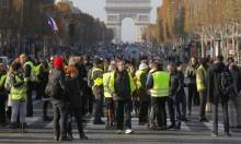 مصرع متظاهرة وعشرات الجرحى باحتجاجات الوقود في فرنسا