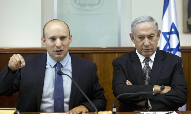 نتنياهو يواصل مشاوراته للإبقاء على ائتلاف حكومته
