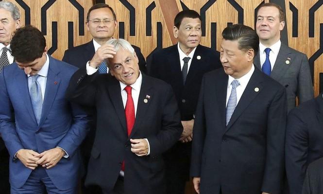 """""""أبيك"""": تراشق الاتهامات بين الرئيس الصيني والمندوب الأميركي"""