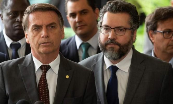 """وزير برازيلي: تغيّر المناخ """"تكتيك ماركسيّ"""" يخدم الصين!"""