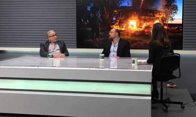"""""""الخطّ الأخضر"""" يناقش ضبابية الساحة السياسيّة الإسرائيلية تجاه الانتخابات"""