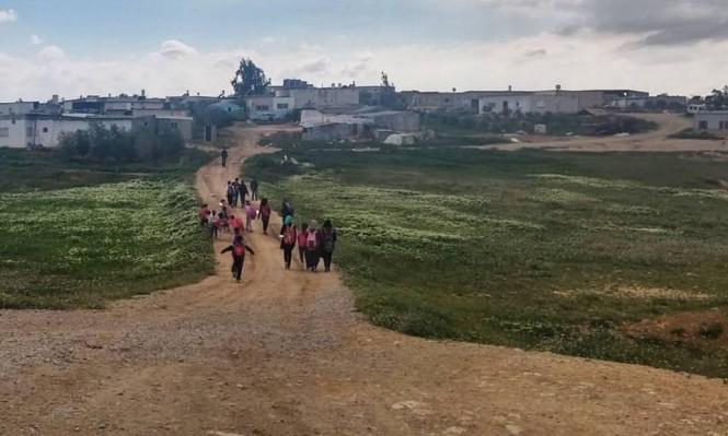 النقب: قرى مسلوبة الاعتراف بلا ملاجئ في الحرب