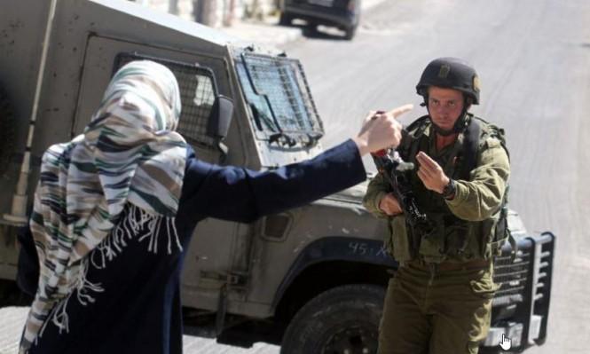 """التحقيق بـ""""تفتيش جنسي"""" لفلسطينية ينتهي بإجراءات تأديبية!"""