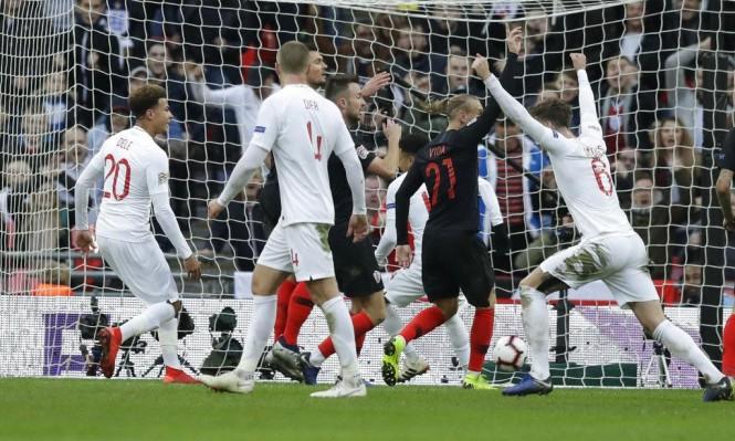 إنجلترا تقلب الطاولة على كرواتيا وتتأهل