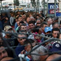 الإسرائيليون لا يريدون العمل في المطاعم وتشغيل فلسطينيين حل جزئي
