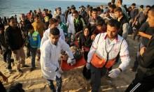 أكثر من 40 إصابة في قمع الاحتلال للمسير البحري الـ16