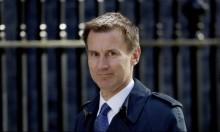 وزير الخارجية البريطانية في طهران على وقع العقوبات