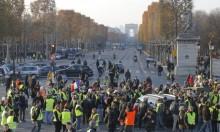 احتجاجات الوقود بفرنسا تتواصل وتخلف مئات الإصابات