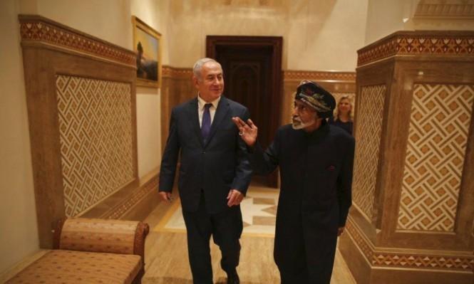 """اتصالات لزيارة نتنياهو لدولة """"إسلامية"""" قريبا"""