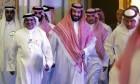 عشرات الأمراء من آل سعود يسعون لاستبدال بن سلمان