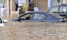 مصرع 35 سعوديًا وإخلاء 4038 خلال شهر جراء السيول