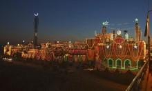 المسلمون يحتفلون بالمولد النبوي الشريف