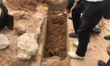 نبش قبور جديدة في يافا