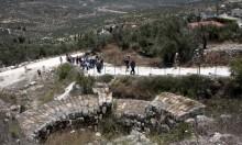 الاحتلال يقتحم سبسطية ويعتدي على طلبة الخضر