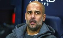 غوارديولا يتدخل لخطف هدف مانشستر يونايتد