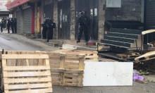 الاحتلال يحاصر شعفاط لهدم محال تجارية