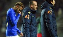 البرازيلي نيمار يعلق بعد تعرضه للإصابة