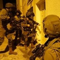 الاحتلال يعتقل 20 فلسطينيا ويواصل البحث عن المطارد نعالوة