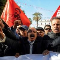 تونس: إضراب عماليّ عام ضد عدم رفع الأجور