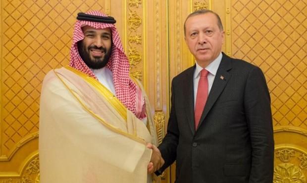 هل يلتقي إردوغان بولي العهد السعودي؟
