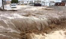 العراق: مصرع 9 على الأقل ونزوح أكثر من 3000 بسبب سيول