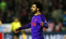 صلاح يحصد جائزة لاعب الشهر في ليفربول