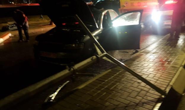 عراد: مصرع شاب وإصابة آخرين إثر حادث طرق ذاتي