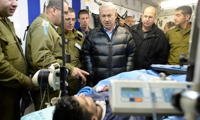 جانب من الدور الإسرائيلي بالحرب السورية