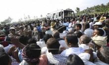 حوادث الهند: مصرع 25 شخصا في سقوط حافلة في قناة