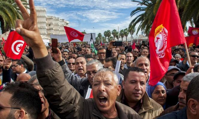 تونس: الاتحاد العام للشغل يعلن الإضراب بسبب الأجور
