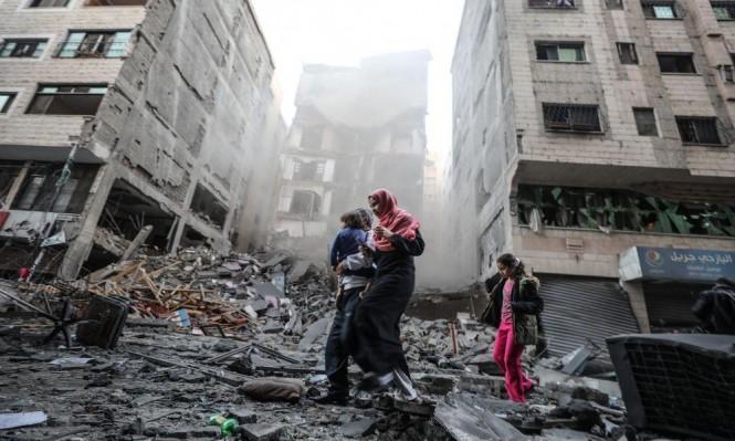 غزة: حكاية نادٍ رياضي دمرته غارات الاحتلال