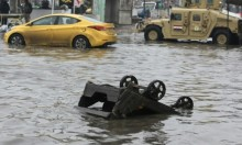 العراق: ارتفاع ضحايا السيول المتواصلة إلى 21  قتيلا