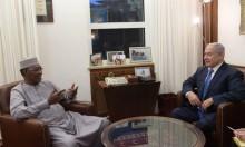 رئيس تشاد يصل إسرائيل لتطبيع العلاقات بين البلدين