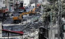 الاتحاد الأوروبي يدين الهدم بمخيم شعفاط والبناء في المستوطنات