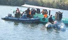 مصر: مصرع 5 أشخاص إثر غارق قارب في النّيل