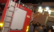 مصرع طفلين جراء حريق في يطا