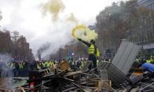 """#نبض_الشبكة: """"باريس حرة حرة، إيمانويل طلاع برا"""""""