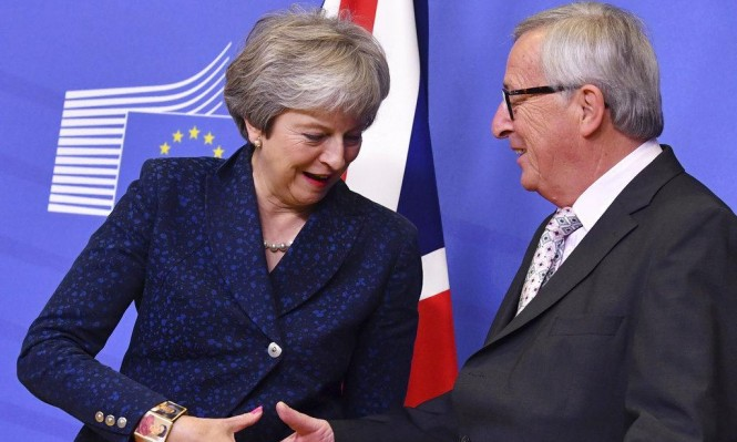 قادة الاتحاد الأوروبي يقرون اتفاق بريكست