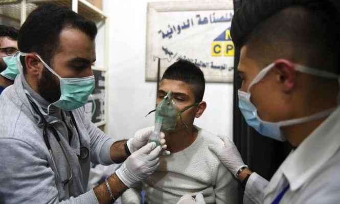 سورية: مقتل 47 بدير الزور وإصابات بهجوم كيميائي بحلب