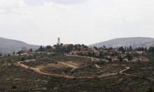 التوسع الاستيطاني يتهدد أراضي قرية جالود